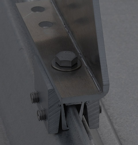 Snow Guard Clamps